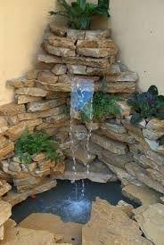 Resultado de imagen para fuentes de agua para jardin #jardinesdeagua