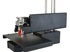 PrintrBot Simple Metal 3D Printer - Black - Assembled