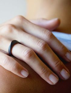 Mobius Wedding Bands