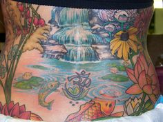 Discussing about Water Tattoo Designs: Koi And Water Tattoos Design Ideas ~ Cvcaz Tattoo Art Ideas ~ Tattoo Design Inspiration