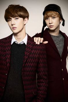 EXO TOWN: EXO-K Ivy Club Official Site Update: Sehun and Chanyeol