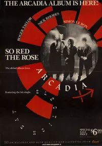 Arcadia flyer