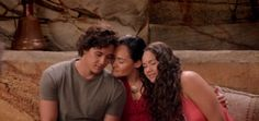 Zac and Nerissa and Mimmi. Mako Island Of Secrets, Moon Pool, H2o Mermaids, Actor Quotes, Mermaid Pictures, Dance Academy, Marvel, Mermaid Tails, Movies Showing