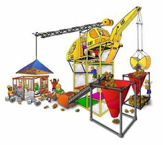 Museum - construction theme