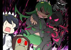 Skullgirls, Video Games Funny, Funny Games, Video Game Characters, Cartoon Characters, Mighty Magiswords, Yandere, Manga Comics, Cartoon Art