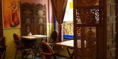 Aahaar, vegetarian Indian cuisine in Antwerpen.