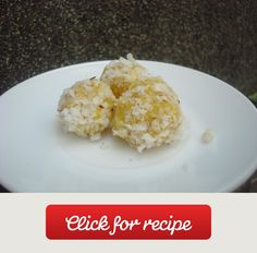 Paleo: Plantain Coconut Balls This is a ridiculously easy recipe and I feel rather silly writing it down here.