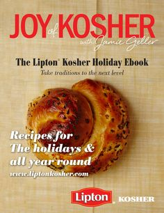 Free Holiday Ebook  Browse, save and download this free Ebook collection of timeless recipes, specifically designed and inspired by various Jewish holidays.  So good you will find yourself making these recipes weekly for Shabbat meals and weeknight dinners.