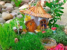 Casita para el jardín