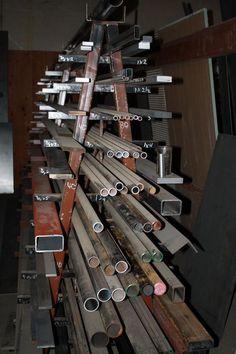 10 Best Storage Rack For Scrap Metal Images Welding Shop Storage Rack Metal Storage Racks