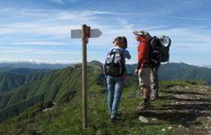 Via del Mare, un'escursione a tappe tra Piemonte e Liguria