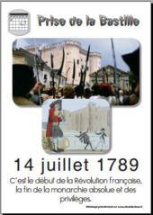Repères pour le XVII - XVIII