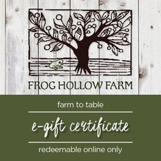 frog hollow e-gift certificate Mixed Fruit, Fresh Fruit, Fruit Delivery, Gift Card Number, Fruit Gifts, Cheese Fruit, Last Minute Christmas Gifts, Fruit Box, Organic Fruit