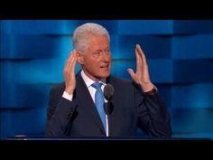 """Bill Clinton: """"I married my best friend"""" on cjn news"""