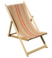 Our vintage slamball Deckchair.  #deckchair #stripes #TSC