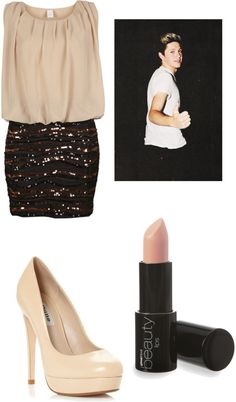 """""""date with Niall"""" by tfcookies ❤ liked on Polyvore"""