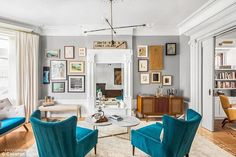Emily Blunt and John Krasinski list NYC townhouse | Daily Mail Online