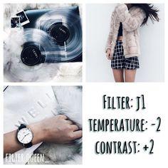 VSCO Cam Filter J1 by filter.queen_