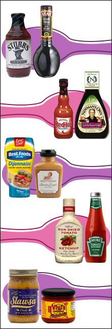 PIN THIS - Hungry Girl shares low-calorie condiment picks and finds
