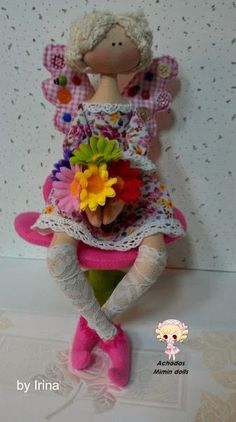 Mimin Dolls: Doll by Irina