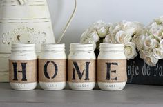Farmhouse Style Centerpieces Home Sign