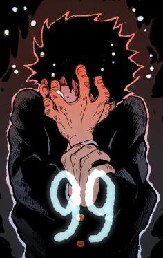 Mob Psycho 100 [モブサイコ100] #manga #anime Shigeo