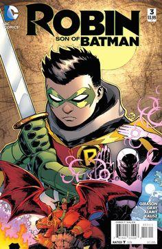 Robin Son Of Batman #3