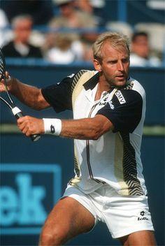 Thomas Muster - Austria - 13th ATP N° 1 - 12/02/96 - 6 weeks