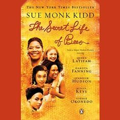 """Another must-listen from my #AudibleApp: """"The Secret Life of Bees"""" by Sue Monk Kidd, narrated by Jenna Lamia."""