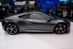Acura NSX steps closer to reality in Detroit (pictures)