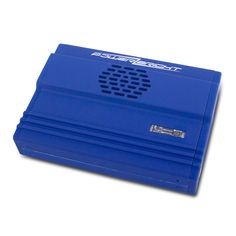 PowerBright XR175-12 Ultra-Slim 175W Power Inverter with USB Connection (Blue)