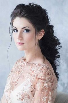 Bridal Hairstyles for Long Hair-19