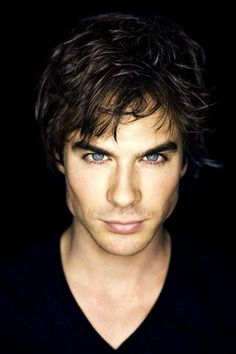 Ian Somerhalder. oh. my. gosh. swoon.