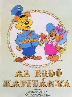 Captain of the Forest (Dargay, Attila - Donald Duck, Princess Peach, Disney Characters, Fictional Characters, Retro, Illustrations, Art, Attila, Art Background