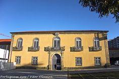 Antigo Regimento de Cavalaria 8 - Castelo Branco - Portugal