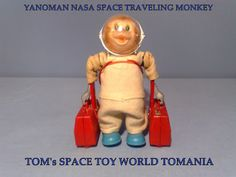 **** Tom's Toy World - TomaniaToys ****: Yanoman Made in Japan Space Toys, Space Travel, Nasa, How To Make