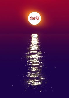 Coca-Cola — Summer Poster You are in the right place about church Graphic Design Here we offer you the most beautiful pictures about the Graphic Design social media you are looking for. Creative Advertising, Ads Creative, Print Advertising, Web Banner Design, Design Web, Layout Design, Graphic Design, Flyer Design, Creative Poster Design