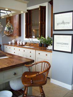 Sink Dresser Base at Harrogate Gray Interior, Interior And Exterior, New Kitchen Designs, Kitchen Ideas, Storage Hacks, Kitchen Dining, Dining Rooms, Interior Design Inspiration, Furniture Design