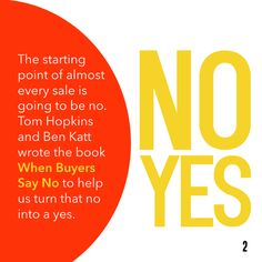 Today's Book Brief: When Buyers Say No. Want the version? Get a free www.me account. Personal Development Books, Thing 1 Thing 2, Accounting, Leadership, This Book, Writing, Sayings, Free, Lyrics