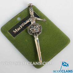 MacKinnon Clan Crest