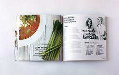 Editorial Design Inspiration: Taste Book