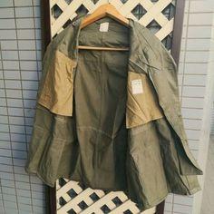 1968年【NEWOLD】FRANCE MILITARY 『SATIN300』JACKET デッドストック M64  フランス軍 サテン300 ジャケット Military Jacket, France, Jackets, Fashion, Down Jackets, Moda, Field Jacket, Fashion Styles, Military Jackets