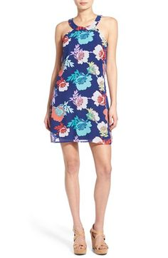 Speechless Floral Shift Dress available at #Nordstrom