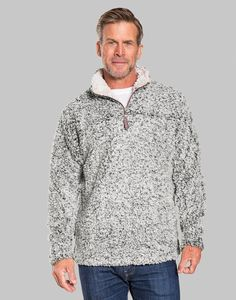 Shop True Grit for the staple Frosty Tipped 1/4 Zip Pullover. True Grit offers casual luxury basics for men including sweaters, flannels, pullovers, and more.