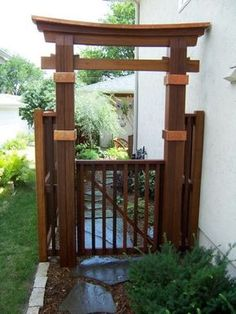 Frame For A Garden - asian - spaces - minneapolis - Garden Structures & More