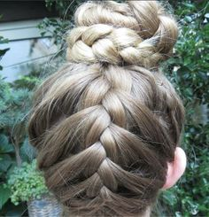 Awesome Braided Bun