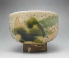 Shino Chawan - Old Japanese