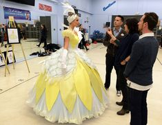 """The New Disney """"Festival of Fantasy"""" costumes are seriously next level 