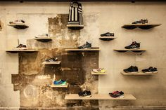 adidas No 42 store by ether ac Paris 03