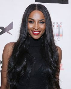 Even with the seemingly endless list of color techniques that exist today, stars won't soon forget the power of a singe-process dye job—particularly in a blackish-brunette hue, like Ciara's here, which is classic and striking all at once.   - MarieClaire.com